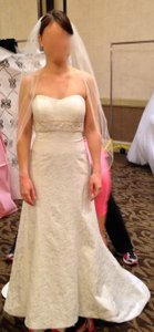 Oleg Cassini Ct282 Wedding Dress