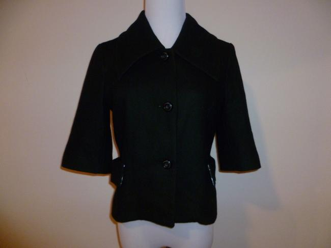 Tulle Wool Jacket Anthropologie Vintage Clasic Pea Coat