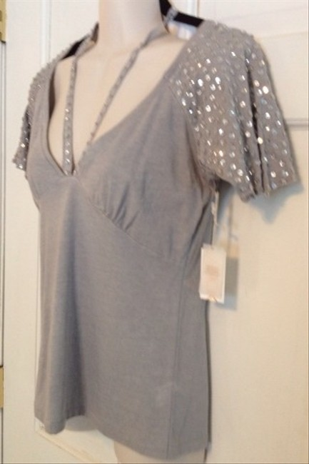 LaROK Top Gray/silver