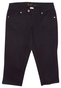 Highway Capris Black