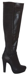 Luichiny Knee black Boots
