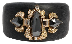 Alexis Bittar *SOLD ON EBAY* Alexis Bittar Wide Crystal Deco Bracelet