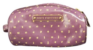 Juicy Couture Juicy Couture Purple Cosmetic Bag