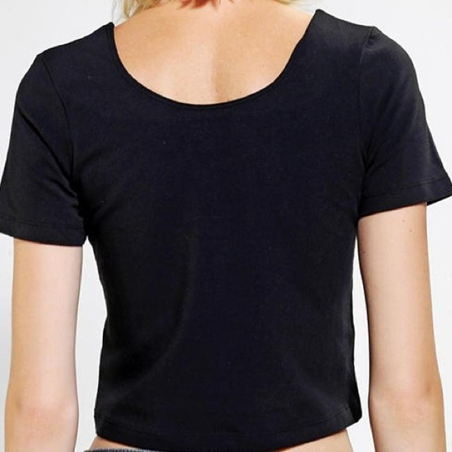 Urban Outfitters T Shirt Black And White
