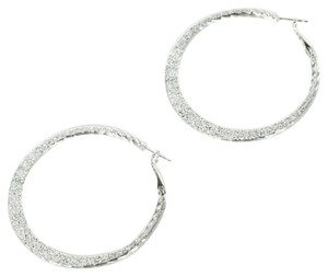 Other Silver Hoop Earrings