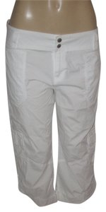 Sanctuary Clothing Cargo Pants White