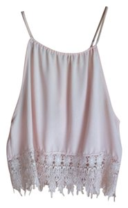 Urban Outfitters Top Baby pink