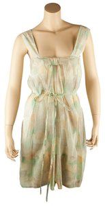Stella McCartney short dress Green Casul on Tradesy