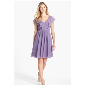 Jenny Yoo Victorian Lilac Isabel Dress