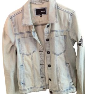 Hurley Womens Jean Jacket