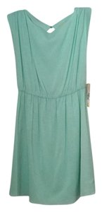 Alice + Olivia short dress Aqua Splash on Tradesy