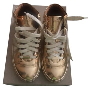 Jimmy Choo Gold Athletic