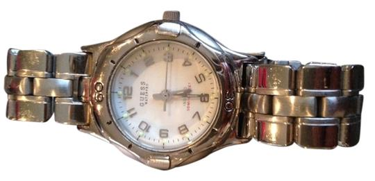 Preload https://item2.tradesy.com/images/guess-silver-watch-757326-0-0.jpg?width=440&height=440