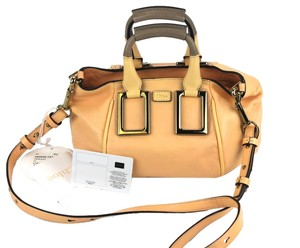 Chloé Detachable Strap Leather Cross Body Bag
