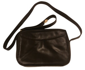 Mark Cross Vintage Leather Cross Body Bag