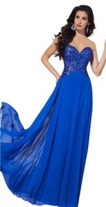 Tony Bowls Prom Homecoming Military Ball Dress