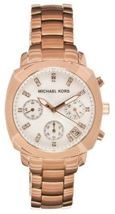 Michael Kors Michael Kors Women's Rose Gold Chronograph Watch MK5336