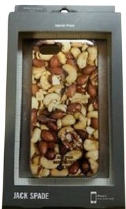 Jack Spade Jack Spade Mixed Nuts iPhone 5/5S Case Cover
