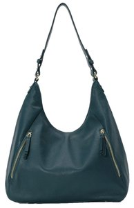 Ora Delphine Leather Hobo Bag