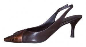 Liz Claiborne Brown Pumps