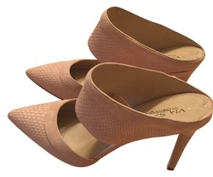 Via Spiga Nude Platforms