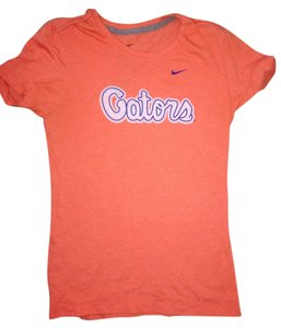 Nike Aligator Gators Uf T Shirt Orange
