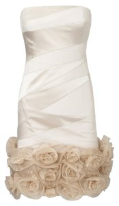Karen Millen Rose Strapless Dress