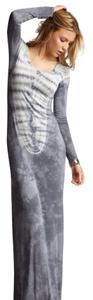 Gray Maxi Dress by Romeo & Juliet Couture