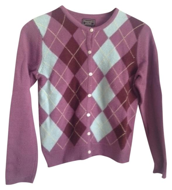 Preload https://img-static.tradesy.com/item/758015/abercrombie-and-fitch-purple-seafoam-argyle-sweaterpullover-size-6-s-0-0-650-650.jpg
