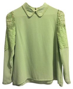 Tbtk Top light green