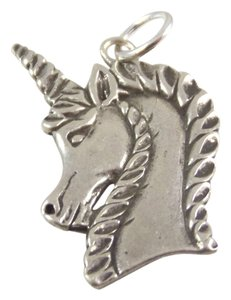 A.B.L. Sterling Silver Unicorn Pendant/Charm. Adorable on a Charm Bracelet or Alone as a Necklace Pendant!