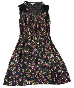 Be Bop short dress Floral on Tradesy