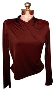 Studio Collection Made In Usa Top Brown