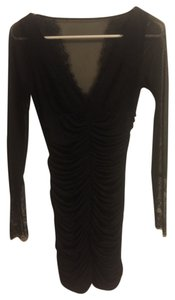 Guess By Marciano Lace Trim Vintage Style Dress