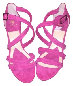 Isola Fuschia hot pink Formal