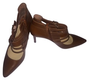 Gianni Bini Caramel brown Pumps