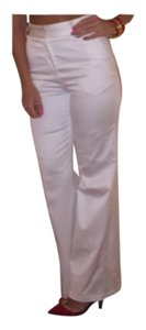 RED Valentino Wide Leg Pants White