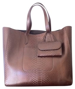 Ralph Lauren Tote in Copper