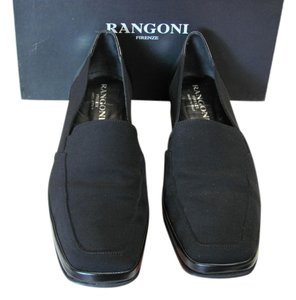 Rangoni Hardley Any Wear Size 9.00 Aa Black Pumps