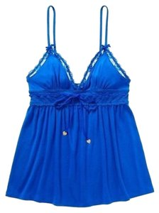 Juicy Couture Top Bright Blue