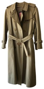 Burberry Classic Lined Trench Coat