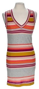 Chelsea & Violet short dress Sleeveless Striped on Tradesy