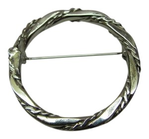 other CIRCLE WITH DESIGN PENDANT/PIN