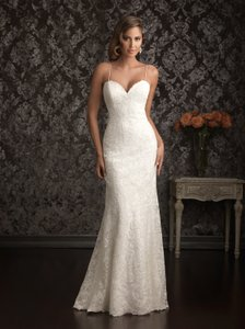 Allure Bridals 9021 Wedding Dress