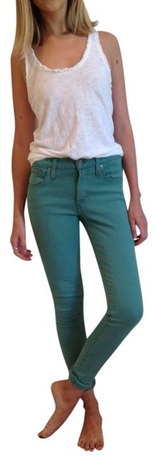 Item - Aloe Green Perfect with Tags Spring/Summer Skinny Jeans Size 24 (0, XS)