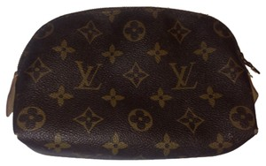 Louis Vuitton LOUIS VUITTON Monogram Canvas Small