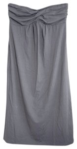 J.Crew short dress Charcoal gray on Tradesy