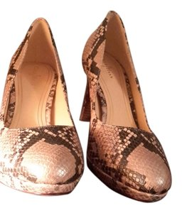 Cope Haan Snakeskin Pumps