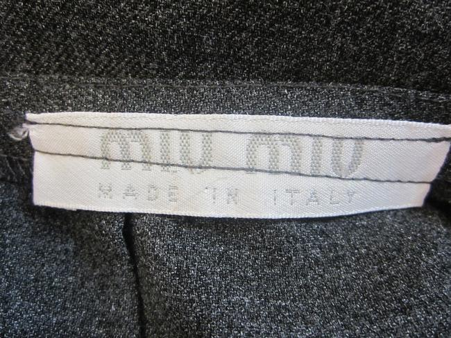 Miu Miu Skirt Grey
