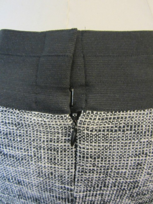 DKNY Skirt Black, White